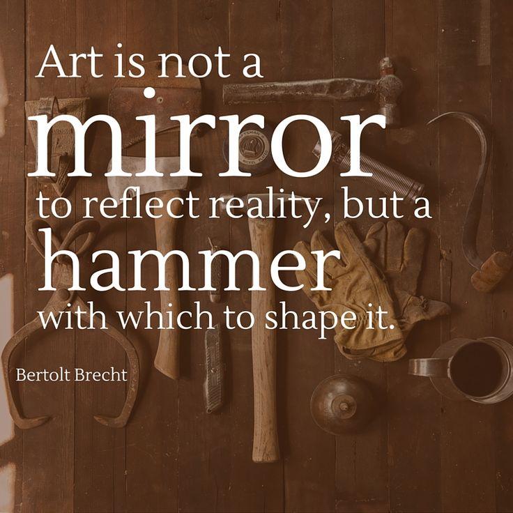 Brecht Lives!