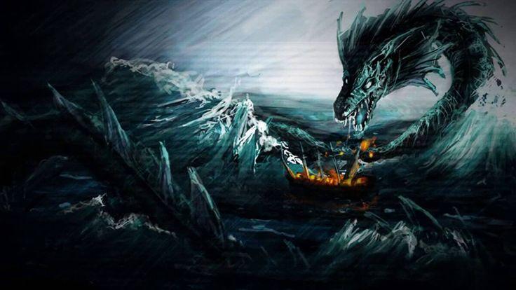 """Spiski i legendy #41 - """"Lewiatan"""""""