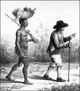 slavery Suriname