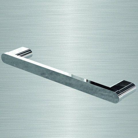 Barre d'appui - Velena Linear - Lisse - Droite - L 30 cm - Blanc