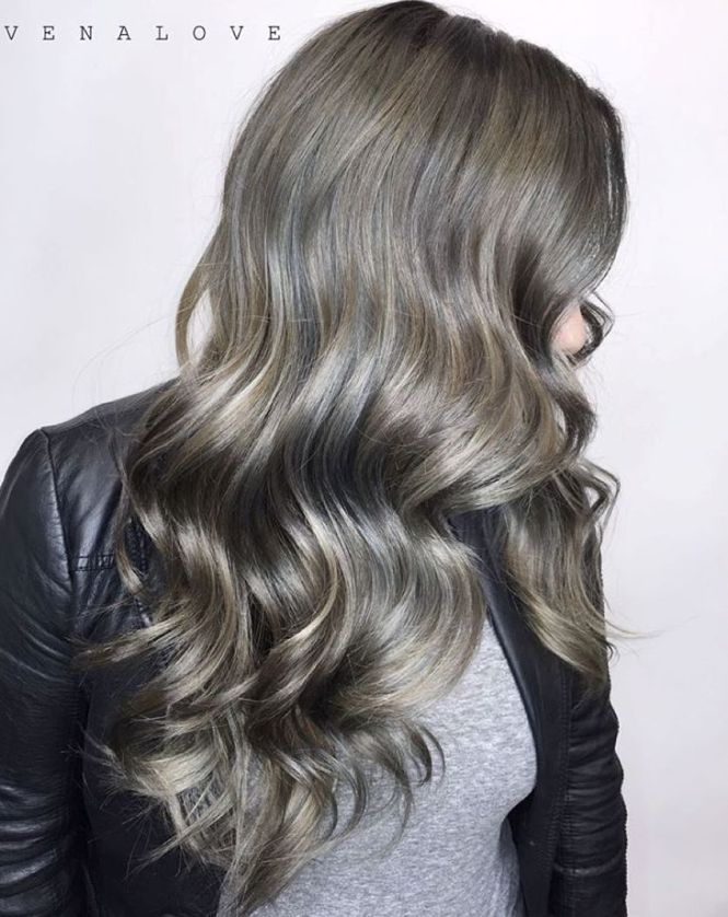 The 25 best gray highlights ideas on pinterest going grey 40 shades of grey silver and white highlights for eternal youth pmusecretfo Gallery