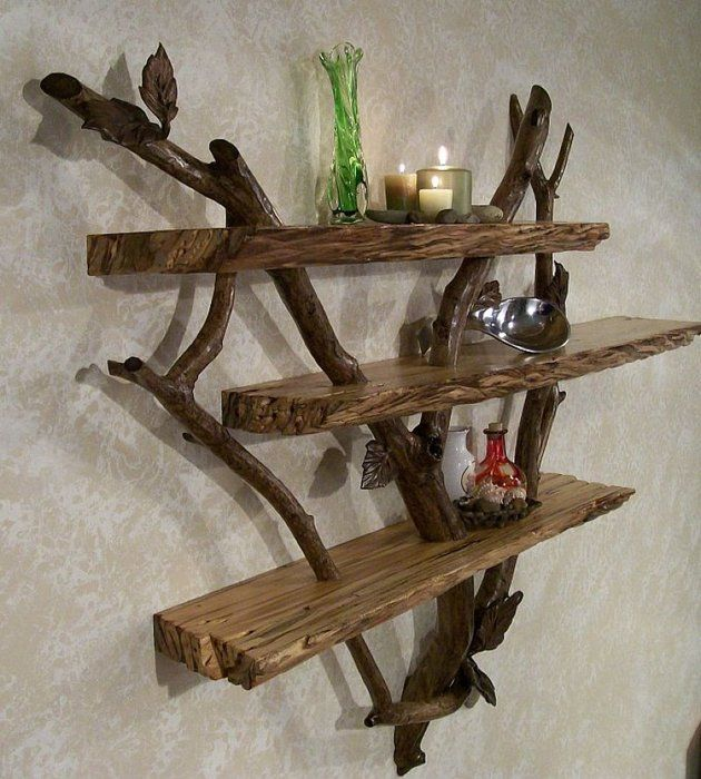 Wood art Bookshelf - by Ricksfaith @ LumberJocks.com ~ woodworking community