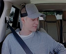 """""""I don't know what I'm doing right now, but it feels so right."""" / carpool karaoke with James Corden"""