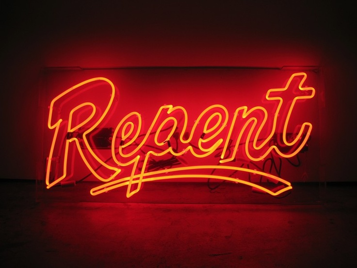 Repent Neon by Anthony James http://www.forbes.com/pictures/mkm45eljfi/a-conversation-with-anthony-james-10/
