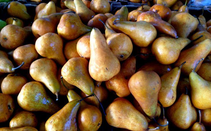 Seasons best pears from S & C Fiolo