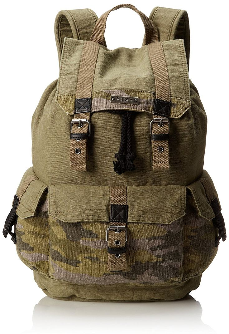 Roxy Juniors Ramble Backpack * Insider's special review you can't miss. Read more  : Backpacking backpack