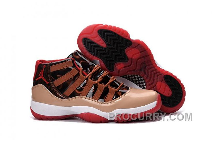 https://www.procurry.com/2016-air-jordan-11-brown-red-black-for-sale-cheap.html 2016 AIR JORDAN 11 BROWN RED BLACK FOR SALE CHEAP Only $93.00 , Free Shipping!