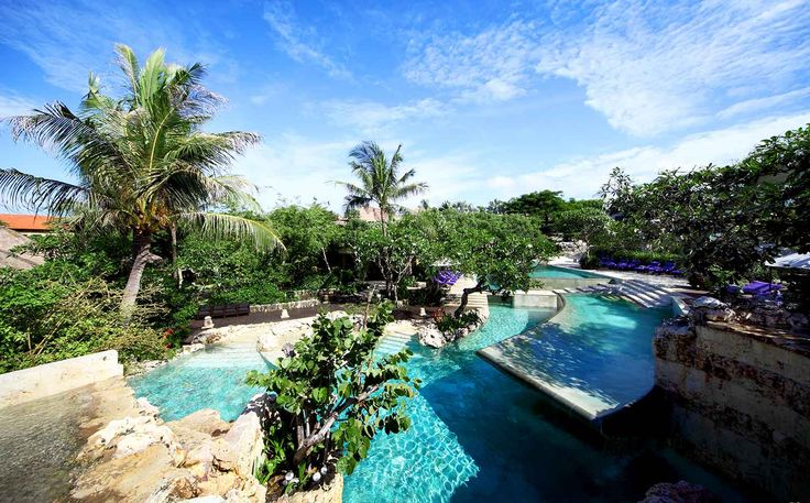 AYANA Resort and Spa - pool