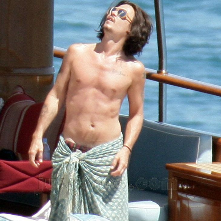 Johnny deep porn