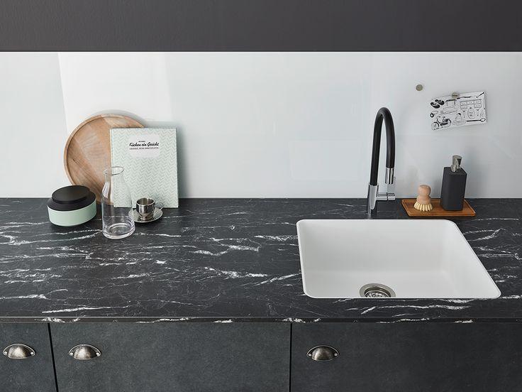 das neue arezzo aus der besonders cs laminat kollektion fasziniert mit with plan de travail lechner. Black Bedroom Furniture Sets. Home Design Ideas