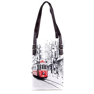 Pera Tote Bag, 36€, now featured on Fab.