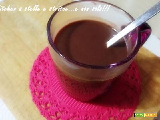Cioccolata Calda Sana e Leggera di Gloria KitchenUSA  #ricette #food #recipes
