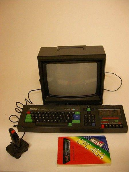 Amstrad CPC 464 Computer   Amstrad   V Search the Collections