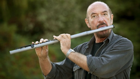 Jethro Tull's Ian Anderson Talks Prog Rock, Flute Magic, and Thick as a Brick - Crossfade