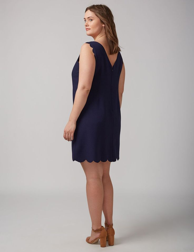 Navy Lace Dress by Julia Jordan