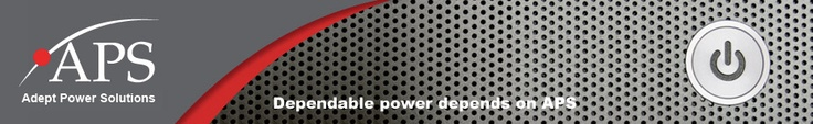 Uninterruptible power supplies, UPS systems and UPS & generator maintenance from Adept Power. The UK's uninterruptible power supply specialists.