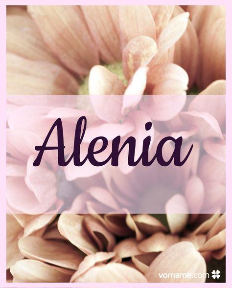 ▷ Vorname Alenia: Herkunft, Bedeutung und Namenstag   – Mädchen Name