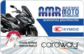 A.M.R. Assistance Moto Riparazioni - Attività Convenzionata Cardway.