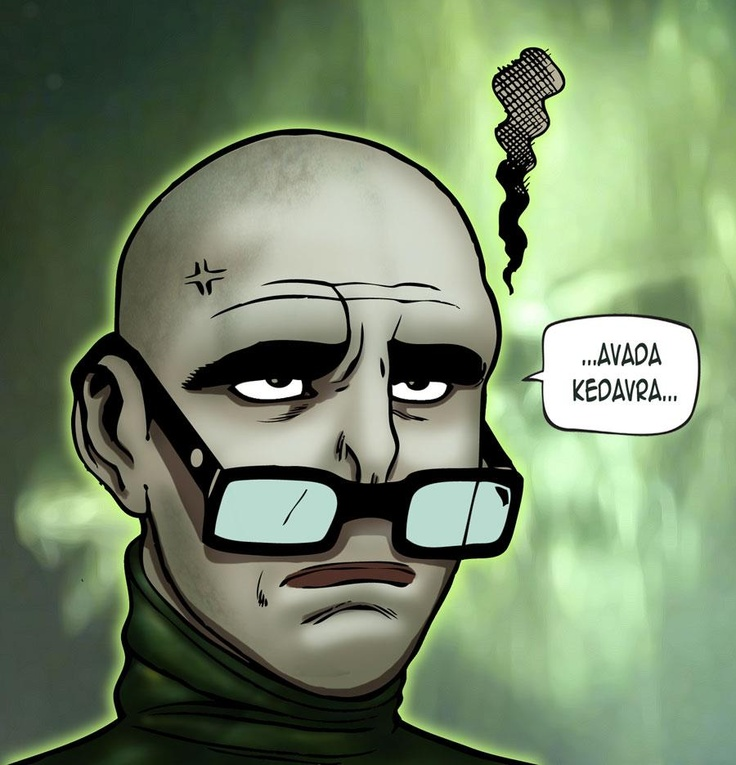 Voldemort...:) #ruggine
