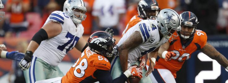 Mailbag: Daks Durability? Expectations For Damontre Moore This Week?