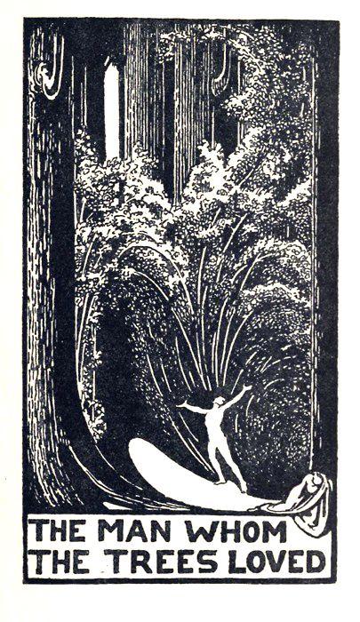 Pan's Garden, Algernon Blackwood, W Graham Robertson