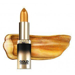 Color Riche Gold Obsession Barras de Labios L'Oreal Color precio