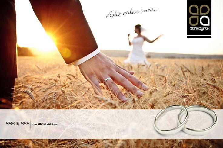 #Altınkaynak - #Mücevher - #Pırlanta - #Altın - #Yüzük - #Alyans - #Düğün - #Evlilik - #Sonsuzluk / #Diamond - #Gold - #Ring - #Jewelry - #Wedding - #Bride