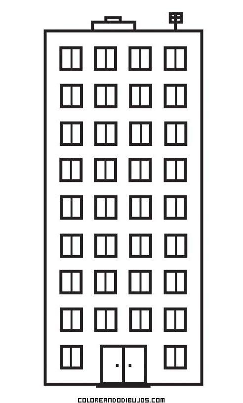 recortables de papel edificios - Buscar con Google