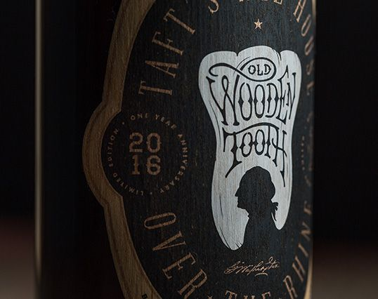 Taft's Ale House Old Wooden Tooth | Lovely Package