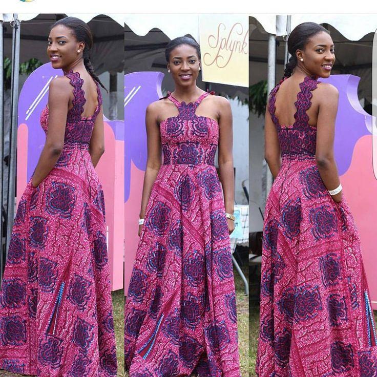 Excelente Africano Americano Vestidos De Fiesta Elaboración ...