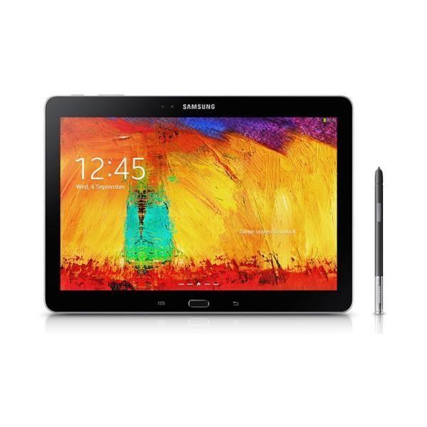 SAMSUNG SM-P605 GALAXY NOTE 10.1 32GB 2014 EDITION LTE UNLOCKED TABLET BLACK