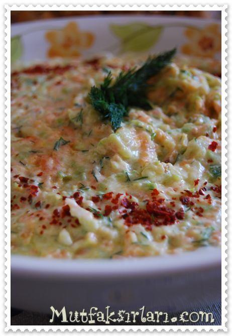 Havuçlu Kabak Salatası nasıl yapılır ?  Tarifin püf noktaları, binlerce yemek tarifi ve daha fazlası...