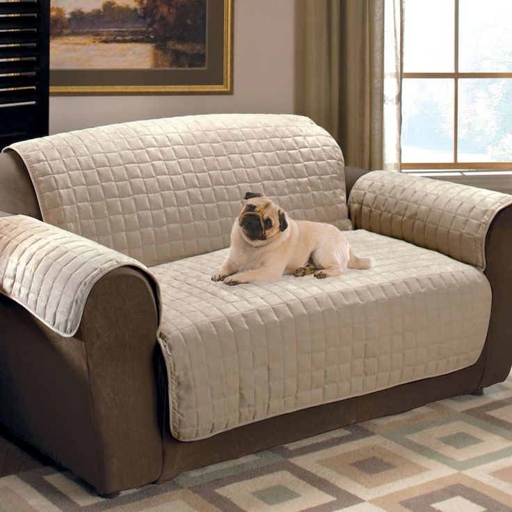 Leather Sleeper Sofa Faux Suede Pet Furniture Covers for Sofas Loveseats and Chairs