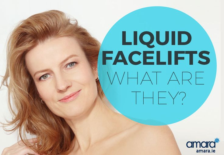 Liquid Facelifts - What Are They