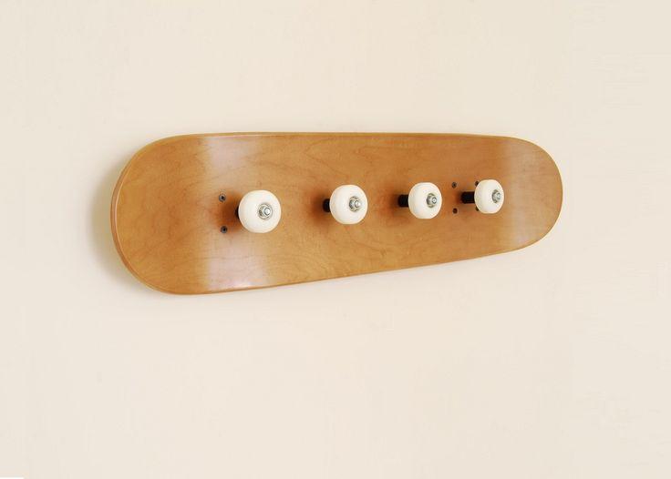 16 best skateboard racks images on pinterest skateboard. Black Bedroom Furniture Sets. Home Design Ideas
