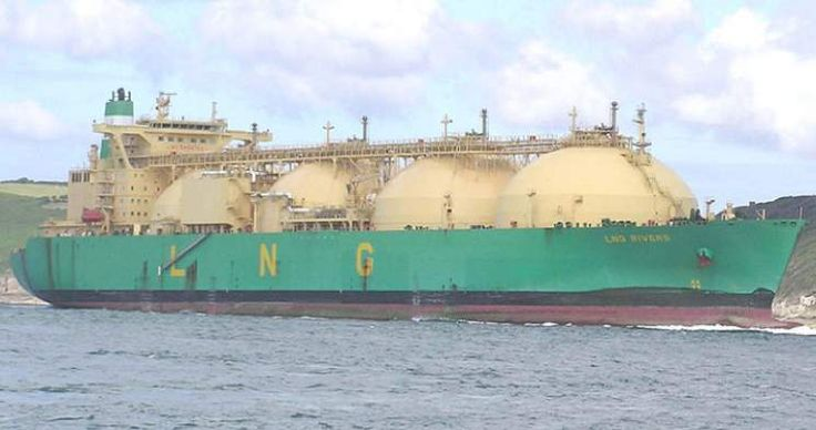 Energy Department Approves Six LNG Export Plants; More Coming - TheNewAmerican