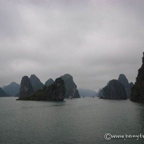 halong bay, vietnam  Tips From the Banker: The Real Cost of Travel in Thailand