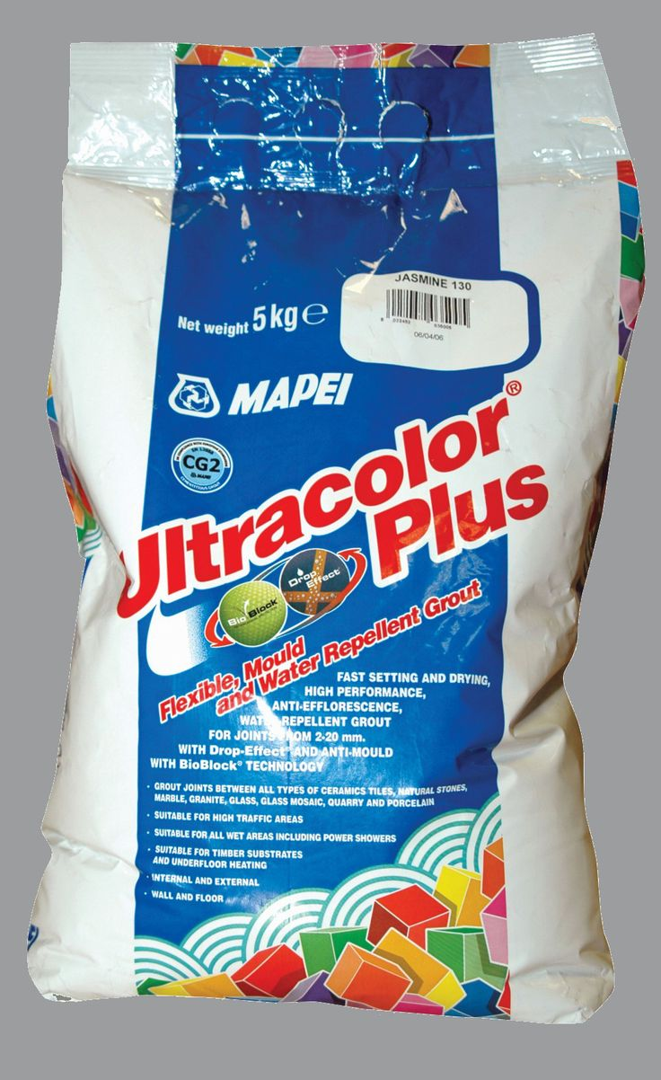 Ultracolor Medium Grey 112 Flexible Grout 5kg