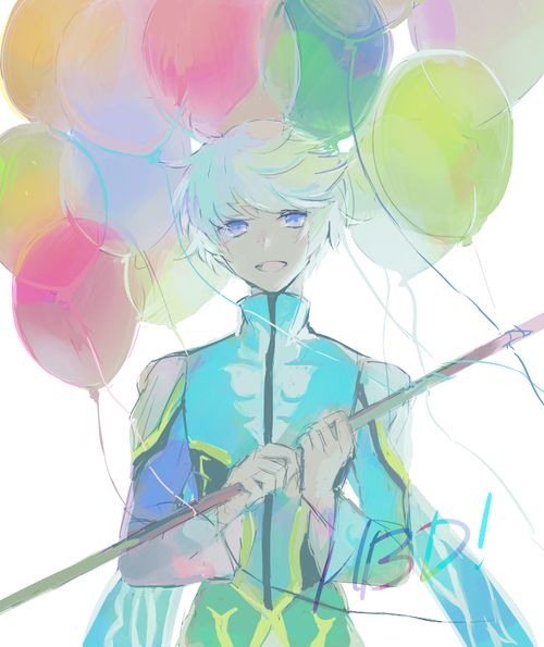 Tales of Zestiria love the pastels ^^