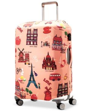 Samsonite Paris Medium Luggage Cover - Paris