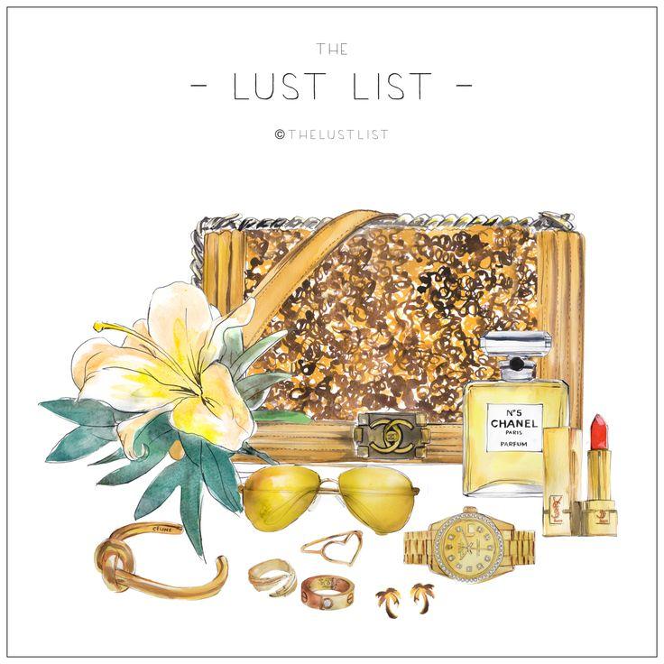 #thelustlist #composition #chanel