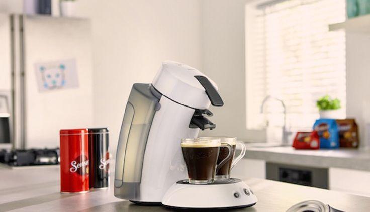 Gagnez une machine à café Senseo XL !