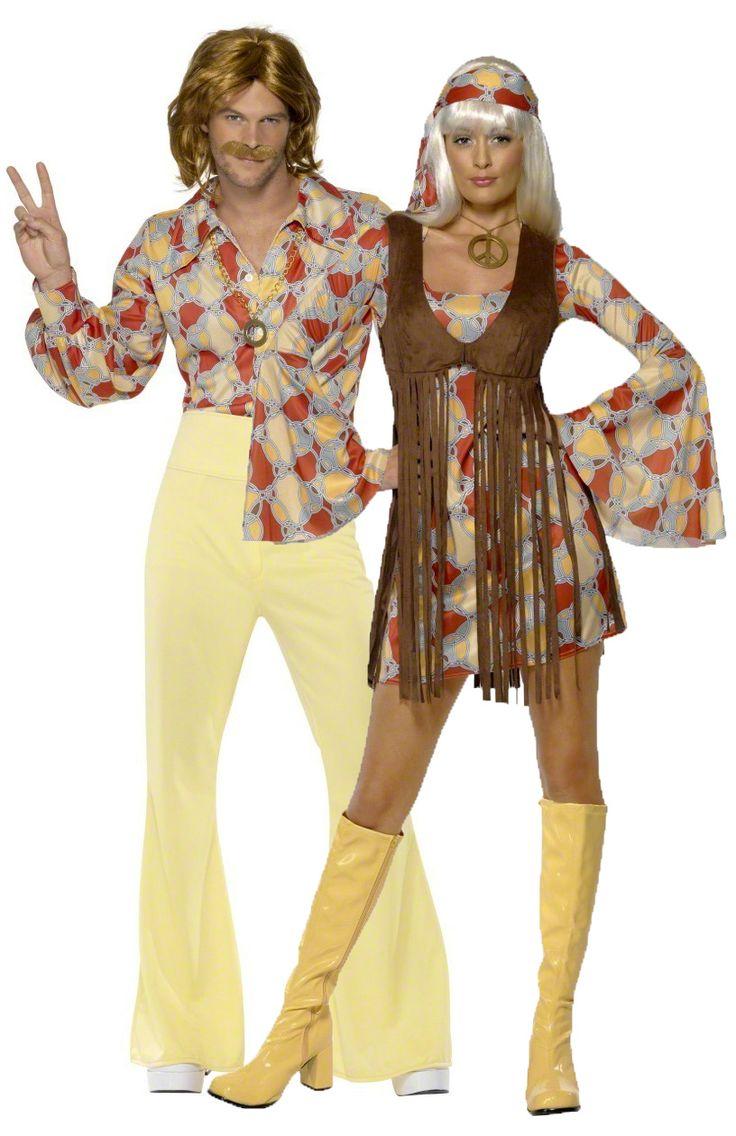 Las 25 mejores ideas sobre disfraz de hippie en pinterest for Disfraces de los anos 60