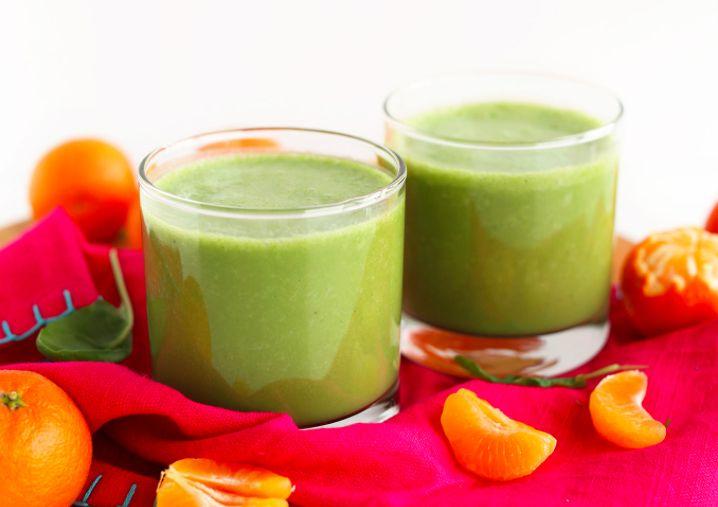 Tatile Beş Kala Tatlı İsteğinizi Köreltip Sizi Sağlığa Boğacak 13 Yeşil Smoothie Tarifi - onedio.com