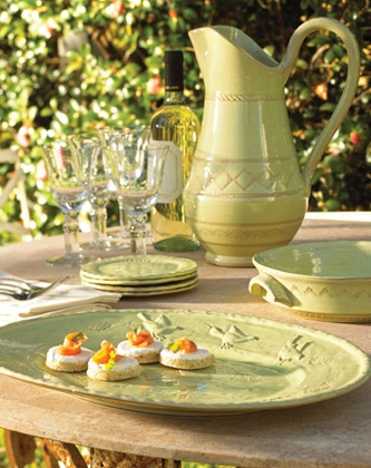 bellezza is a topselling collection and favorite among brides dinnerware - Vietri Dishes