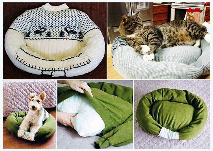 evcil hayvan yatakları nasıl yapılır, köpek yatakları yapımı, köpek yatakları, kedi yatakları nasıl yapılır,
