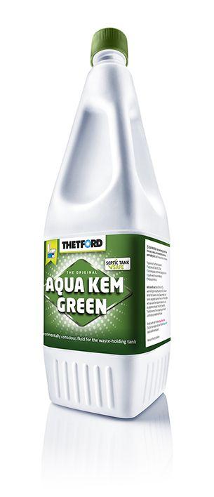 Aqua Kem Green - Toiletvloeistof voor de afvaltank | Thetford