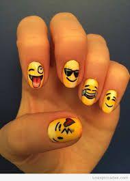 Resultado de imagen para pintados de uñas con dibujos