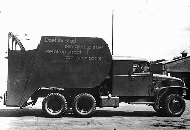 De Roteb in de jaren 50