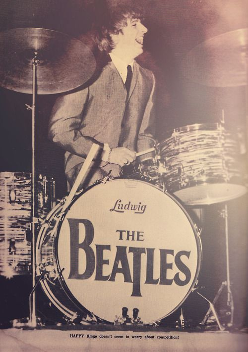 Young Ringo Starr